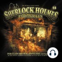 Sherlock Holmes Chronicles, Folge 14