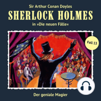 Sherlock Holmes, Die neuen Fälle, Fall 13