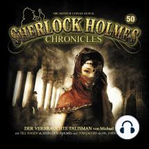 Sherlock Holmes Chronicles, Folge 50: Der verbrauchte Talisman