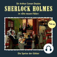 Sherlock Holmes, Die neuen Fälle, Fall 40
