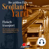Die größten Fälle von Scotland Yard, Folge 39