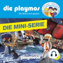 Die Playmos, Episode 2: Die Würfel sind gefallen (Das Original Playmobil Hörspiel)