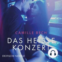 Das heiße Konzert: Erotische Novelle
