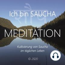 Ich bin Saucha: Kultivierung von Saucha im täglichen Leben