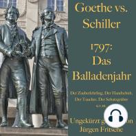 Goethe vs. Schiller