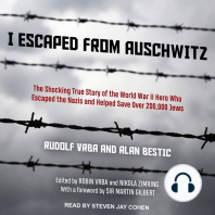 I Escaped from Auschwitz