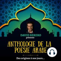 Anthologie de la Poésie Arabe (des origines à nos jours): Les plus grands poètes arabes traduits en Francais et interprétés par David Serero