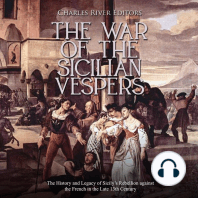 War of the Sicilian Vespers, The