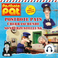 Postbote Pats überraschende Sonderzustellung