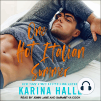 One Hot Italian Summer
