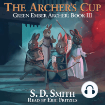 The Archer's Cup: Green Ember Archer #03