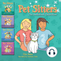 The Pet Sitters Audiobook Collection