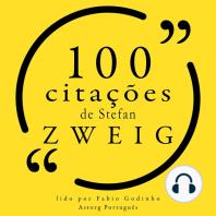 100 citações de Stefan Zweig