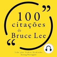 100 citações de Bruce Lee