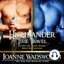 Highlander Time Travel: Scottish Time Travel Romance Boxed Set Collection
