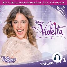 Violetta - Staffel 2: Folge 1 + 2