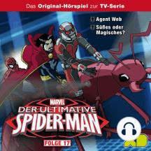 Marvel / Der ultimative Spider-Man - Folge 17: Agent Web/Süßes oder Magisches?