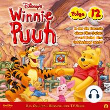 Disney Winnie Puuh - Folge 12: Die Freunde drehen einen Film/ Ferkel macht eine Entdeckung