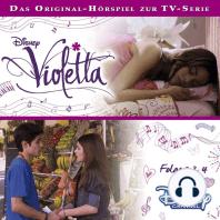 Violetta - Folge 3 + 4