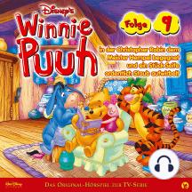 Disney Winnie Puuh - Folge 9: Christopher Robin begegnet Meister Hempel/ Ein Stück Seife wirbelt ordentlich Staub auf