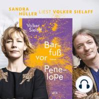 Mystische Aubergine - Sandra Hüller liest Volker Sielaff