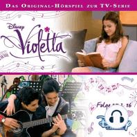 Violetta - Folge 15 + 16