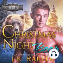 Christmas Night Bear: Wyatt