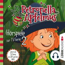 Petronella Apfelmus, Teil 2: Das Überraschungs-Picknick, Der Spielverderber, Selfie mit Heckenschrat