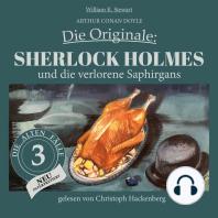 Sherlock Holmes und die verlorene Saphirgans - Die Originale