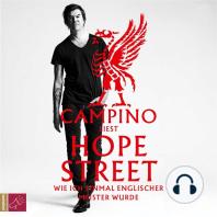Hope Street - Wie ich einmal englischer Meister wurde (Ungekürzt)