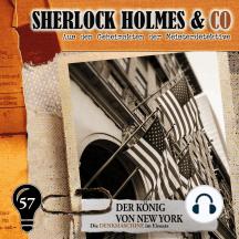 Sherlock Holmes & Co, Folge 57: Der König von New York