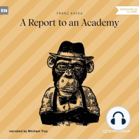 Report to an Academy, A (Unabridged)
