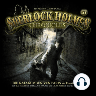 Sherlock Holmes Chronicles, Folge 57