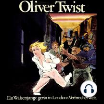 Charles Dickens, Oliver Twist