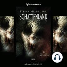 Schattenland - 32 schwarze Geschichten (Ungekürzt)
