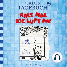 Gregs Tagebuch, Folge 15: Halt mal die Luft an!