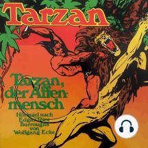 Tarzan, Folge 1: Tarzan, der Affenmensch