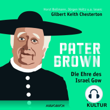 Pater Brown, Folge 3: Die Ehre des Israel Gow