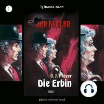 Die Erbin - Der Butler, Folge 1 (Ungekürzt)