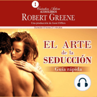 El arte de la seducción, Guía rápida