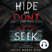 Hide and Don't Seek