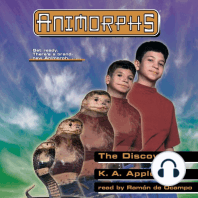 The Discovery (Animorphs #20) (Unabridged edition)