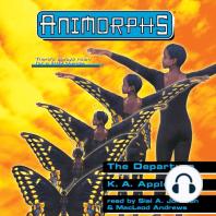 The Departure (Animorphs #19) (Unabridged edition)