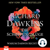 Die Schöpfungslüge - Warum Darwin recht hat (Ungekürzt)