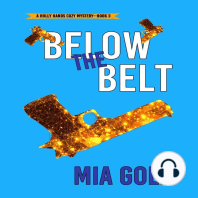 Below the Belt (A Holly Hands Cozy Mystery—Book #3)