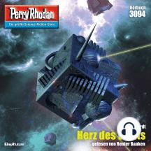 "Perry Rhodan 3094: Herz des Lichts: Perry Rhodan-Zyklus ""Mythos"""