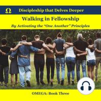 Walking in Fellowship
