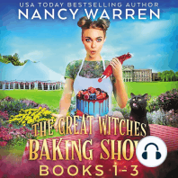 Great Witches Baking Show Cozy Mysteries Boxed Set