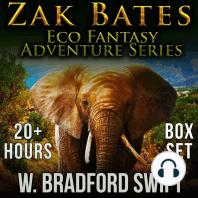 Zak Bates Eco Fantasy Adventure Series