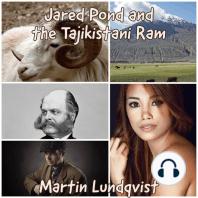Jared Pond and Tajikistani Ram